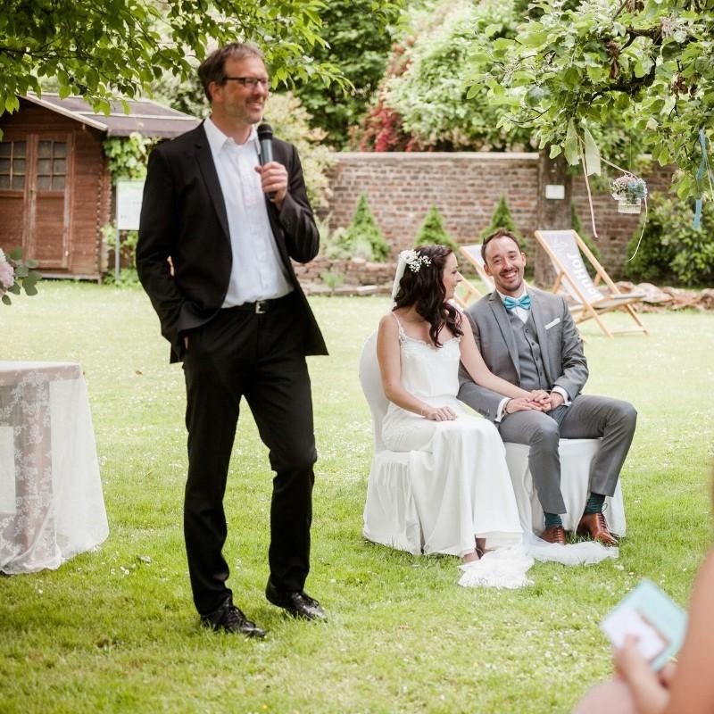 Trauredner Ausbildung - Ausbildung zum Hochzeitsredner